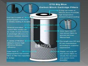 فیلتر های کربن فعال - مراحل تصفیه آب صنعتی