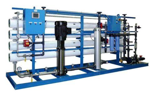 دستگاه تصفیه آب صنعتی 100 متر مکعبی 100000 لیتری تولیدی و ساخت و تولید در سراسر کشور