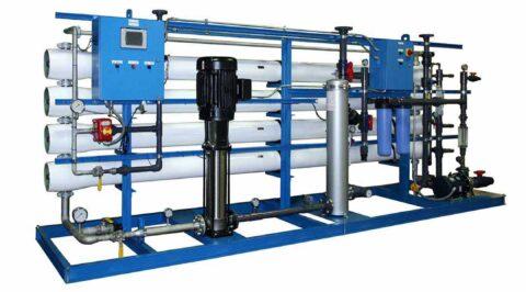 خرید ، قیمت ، سفارش ، و تولید دستگاه تصفیه آب دریایی 30 مترمکعبی در سراسر ایران توسط آریا صاف