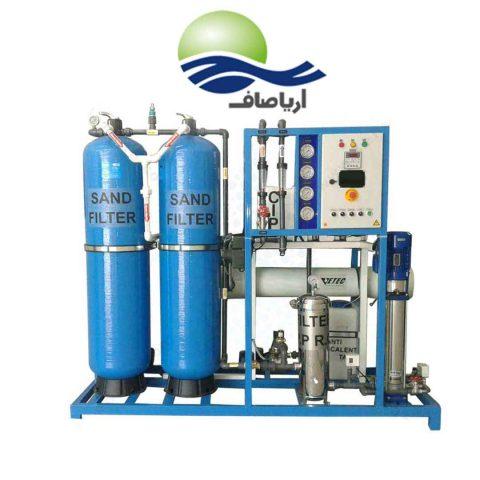 دستگاه تصفیه آب اسمز معکوس ro با حجم مختلف مترمکعبی کشاورزی صنعتی و دریایی