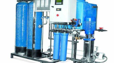 دستگاه تصفیه آب کشاورزی 5 مترمکعبی تولید خرید و سفارش از آریا صاف