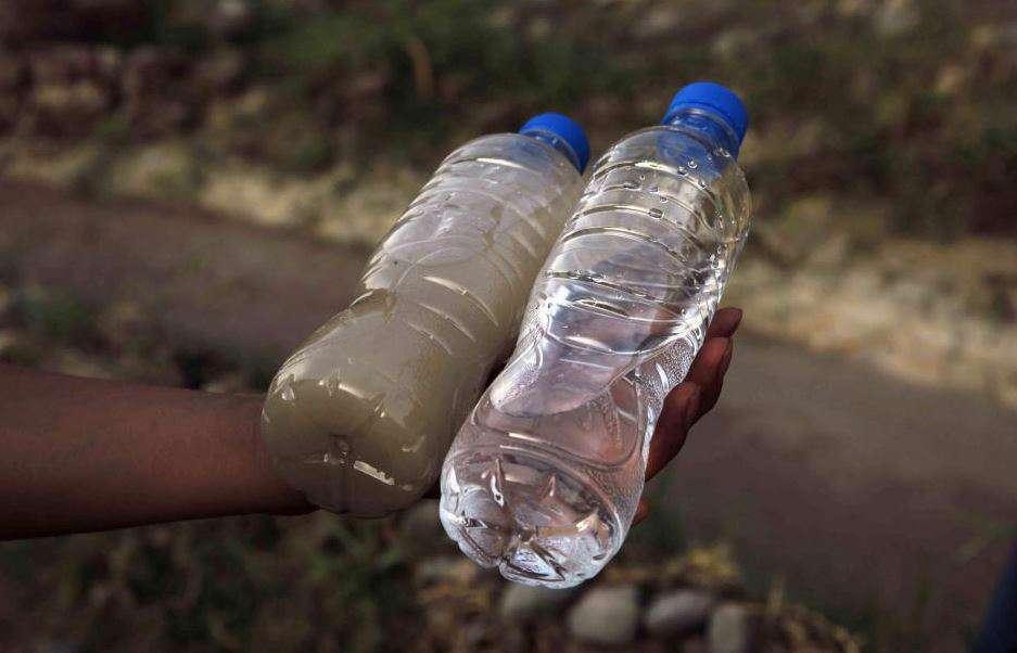 منظور از آب آلوده مشکلات به وجود آده توسط آلودگی آب ها بر سلامت انسان و گیاهان و حیوانات