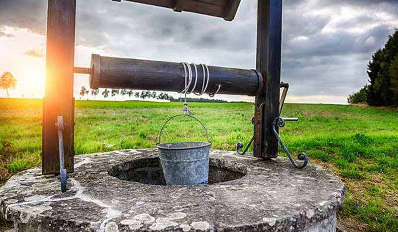 دلایل آلودگی آب های چاه ها و دلیل های آلوده شدن آب های زیر زمینی و روش های تصفیه ان و آزامایش های استفقاده برای تشخیص