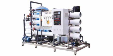 خرید تولید و ساخت دستگاه تصفیه آب صنعتی حجم 300 مترمعکبی